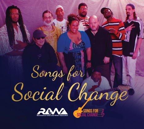 Songs For Social Change CD Cover